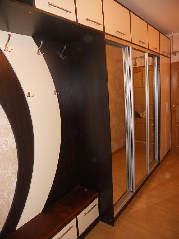 Мебель под заказ в днепропетровске - прихожие, шкафы - купе.